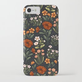 Wild Flowers ~ vol1. iPhone Case