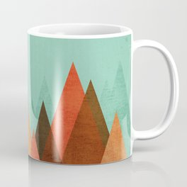 From the edge of the mountains Coffee Mug