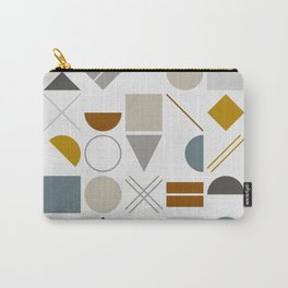 Mid West Geometric 01 Carry-All Pouch