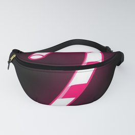 Candy Canes Fanny Pack