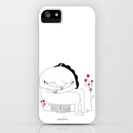 M come Mamma iPhone Case