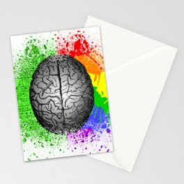 Conflict Within Stationery Cards
