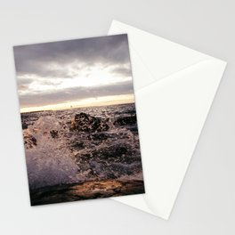 Angry Lake Stationery Cards