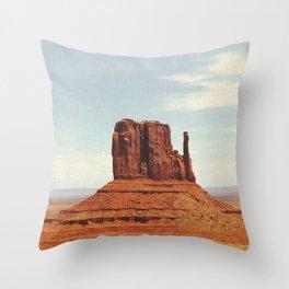 Desert Art Print, Desert, Desert Home Decor, Southwestern Art Print, Arizona Wall Art, Desert Rock Poster, Summer Decor, Nature Photo Print Throw Pillow