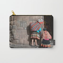 Peruvians - Cusco Carry-All Pouch