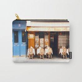 Paris Bistro, 2003 Carry-All Pouch