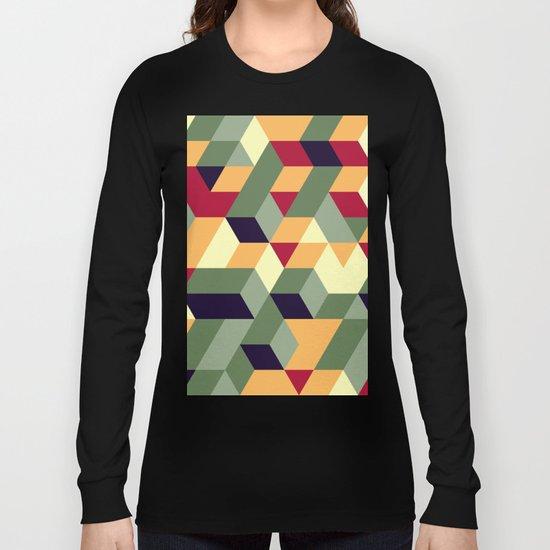 Cube way Long Sleeve T-shirt
