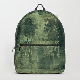 tex mix green Backpack