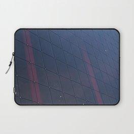Square glass windows Laptop Sleeve