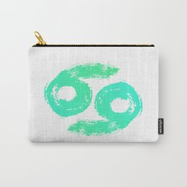 Zodiac sign Cancer Carry-All Pouch