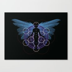 Awakened Canvas Print