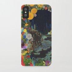 Cave Garden II iPhone X Slim Case