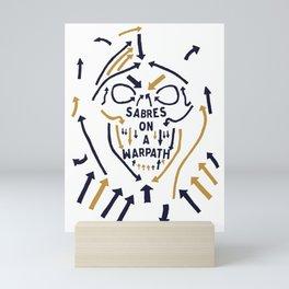 WARPATH Mini Art Print