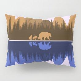 Bear & Cubs Pillow Sham