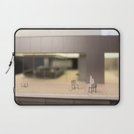 Scale model Architecture Laptop Sleeve