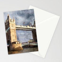 London, Tower Bridge  Stationery Cards