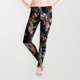 Mineral Specimen 2 Leggings