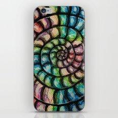 The Spiral iPhone & iPod Skin
