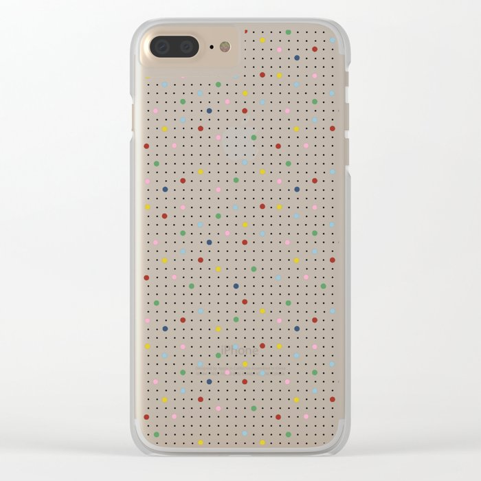 Pin Point New Clear iPhone Case