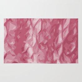 Pink Diamondback Rug