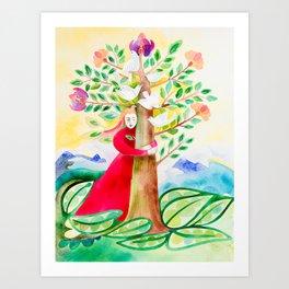 Aviary Art Print