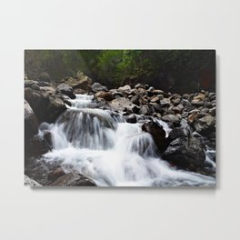 four waters of iao valley Metal Print
