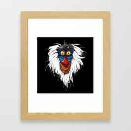 Rafiki Framed Art Print