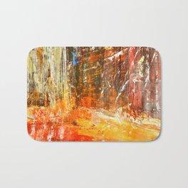 Abstract Painting 06052015 Bath Mat