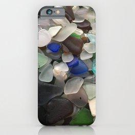 Sea Glass Assortment 1 iPhone Case