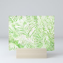 Tropical Fronds Mini Art Print