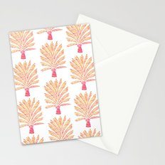 Palm Tree – Peachy Pink Palette Stationery Cards