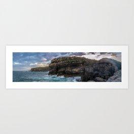 Mermaid Inlet Art Print