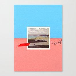 Third Pilot Canvas Print