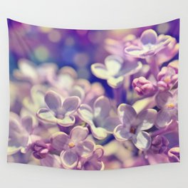 Spring 301 lilac Wall Tapestry