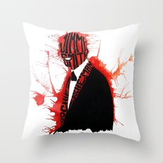 Jimmy S Throw Pillow