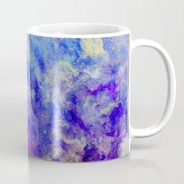 Lilac Sunset - Original Abstract Art by Vinn Wong Coffee Mug