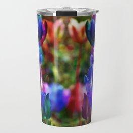 A Floral Dream of Spring Travel Mug