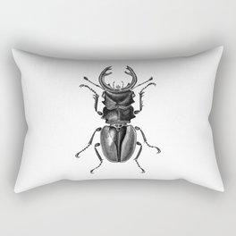 Beetle 17 Rectangular Pillow