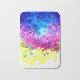 Splatter Bath Mat