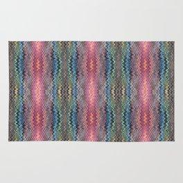 twisted yarn Rug