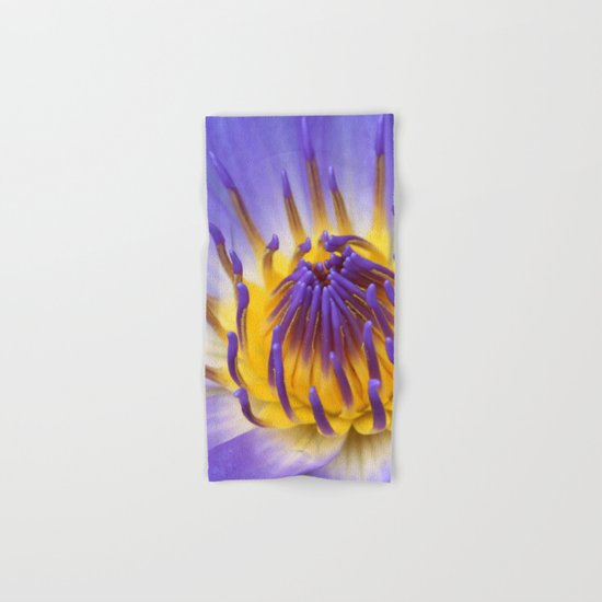 The Lotus Flower Hand & Bath Towel