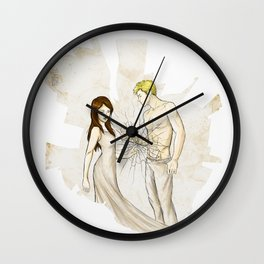 """""""You destroy me."""" Wall Clock"""