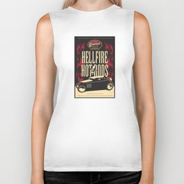 HR Hellfire Hot Rods Biker Tank