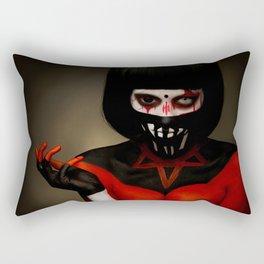 Danger I Rectangular Pillow