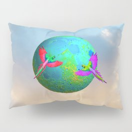 Gaia | Planet Earth into a New Dimension #society6 Pillow Sham