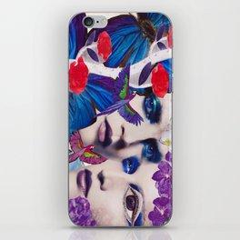 The Bluemood iPhone Skin
