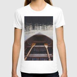 No where to row T-shirt