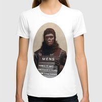planet of the apes T-shirts featuring Planet of the Apes  by Rotton Cotton Candy