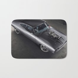 Jim Ayoubi's Ford XC Falcon Coupe Bath Mat