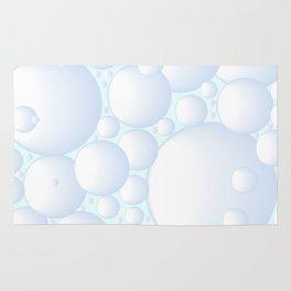 Air Bubbles Rug